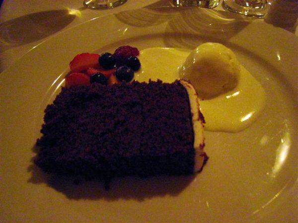 0421 Reception 甜點