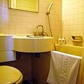 超迷你浴室