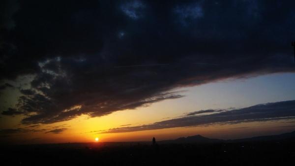 20090504日落