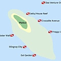 Mabul Diving Site