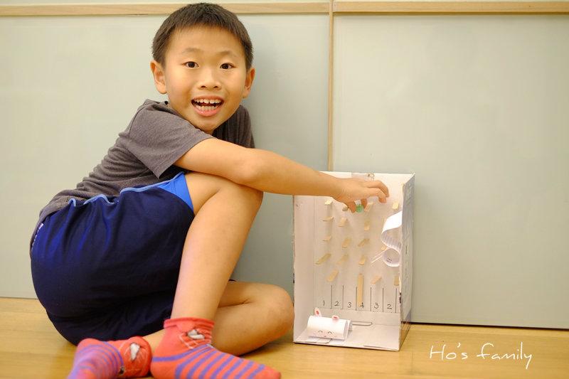 鞋盒DIY玩具