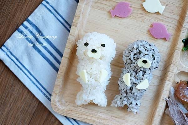 【親子料理】兒童早餐海豹便當8.JPG