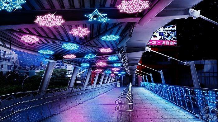 2018新北歡樂耶誕城2