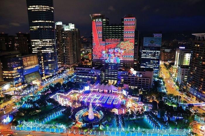 2018新北歡樂耶誕城1