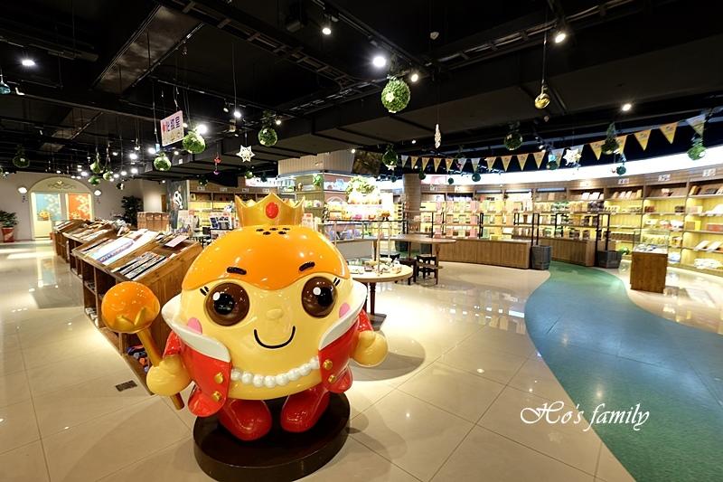 維格餅家黃金菠蘿城堡11.JPG