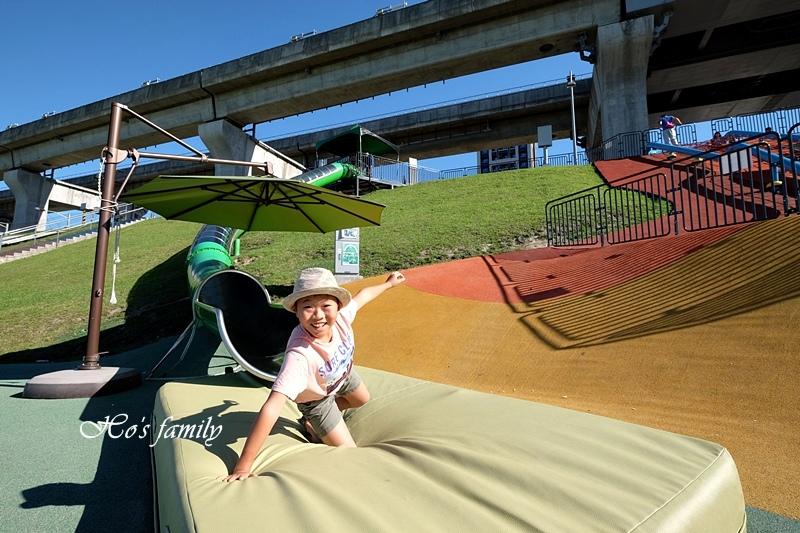 大台北都會公園幸福小火車44.JPG
