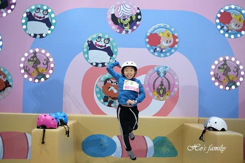 【台北室內親子展覽】卡通頻道猴塞雷!瘋狂運動會28.JPG