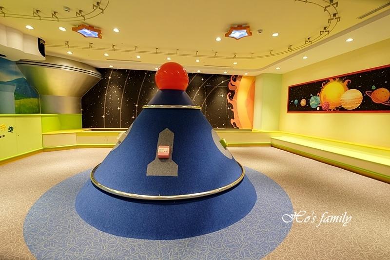 【台北親子室內景點】士林天文館(天文科學教育館)63.JPG