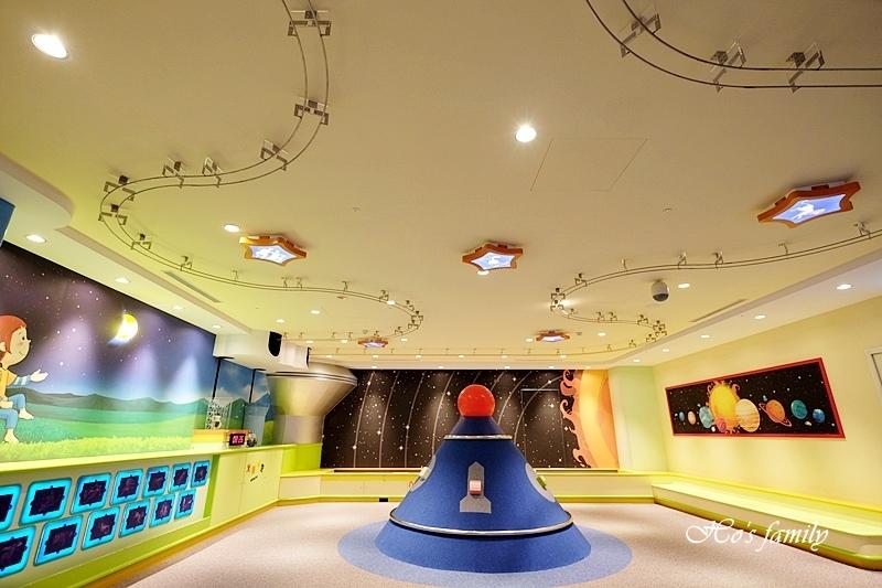【台北親子室內景點】士林天文館(天文科學教育館)67.JPG