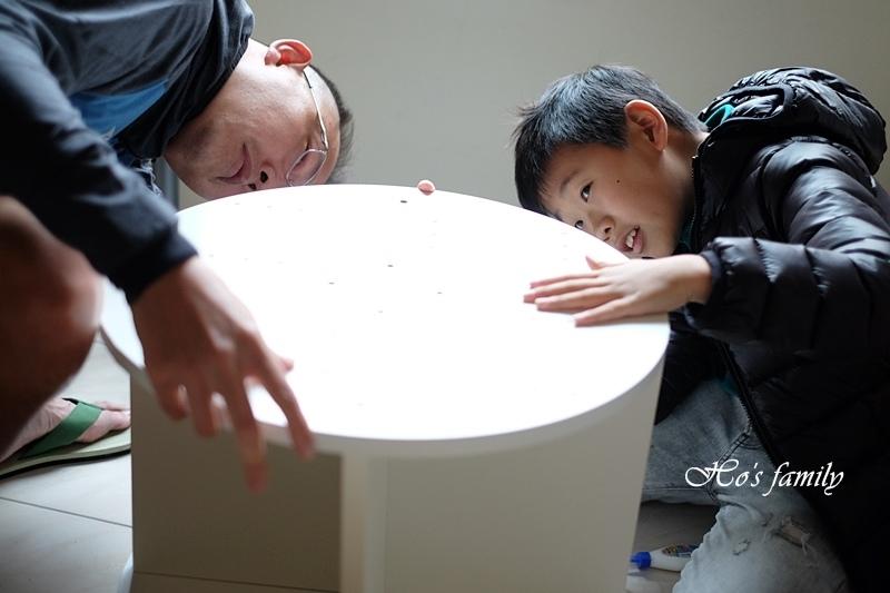 【兒童書櫃推薦】MIT第一博士360度旋轉書櫃10.JPG