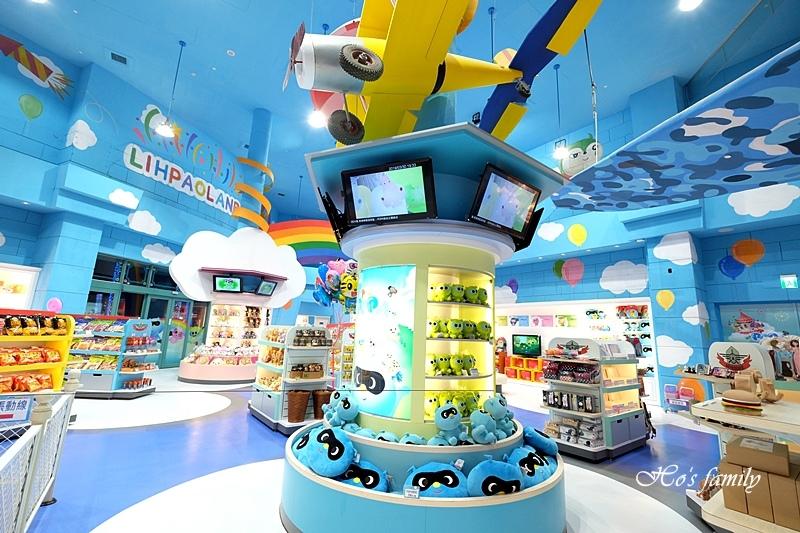 【台中親子景點】麗寶探索樂園2.JPG