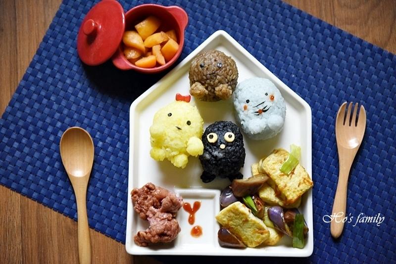 [親子料理]兒童造型便當食譜~角落生物10.JPG