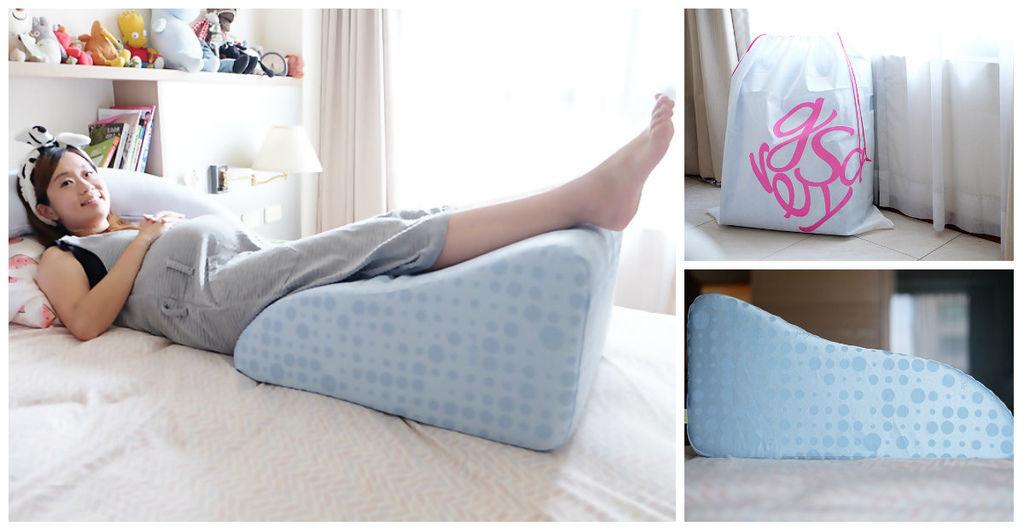 【孕婦必備物品】GreySa格蕾莎抬腿枕fb.jpg