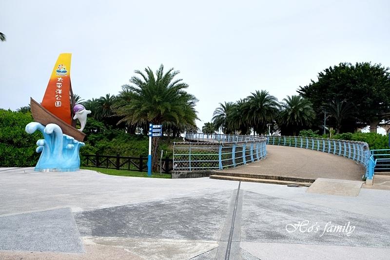 【2019花蓮新親子景點】太平洋海景公園南濱兒童遊戲場2.JPG
