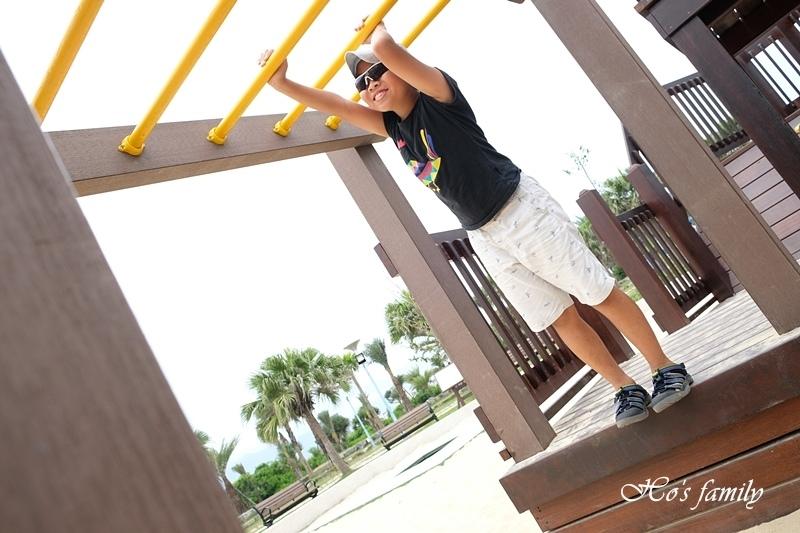 【2019花蓮新親子景點】太平洋海景公園南濱兒童遊戲場11.JPG