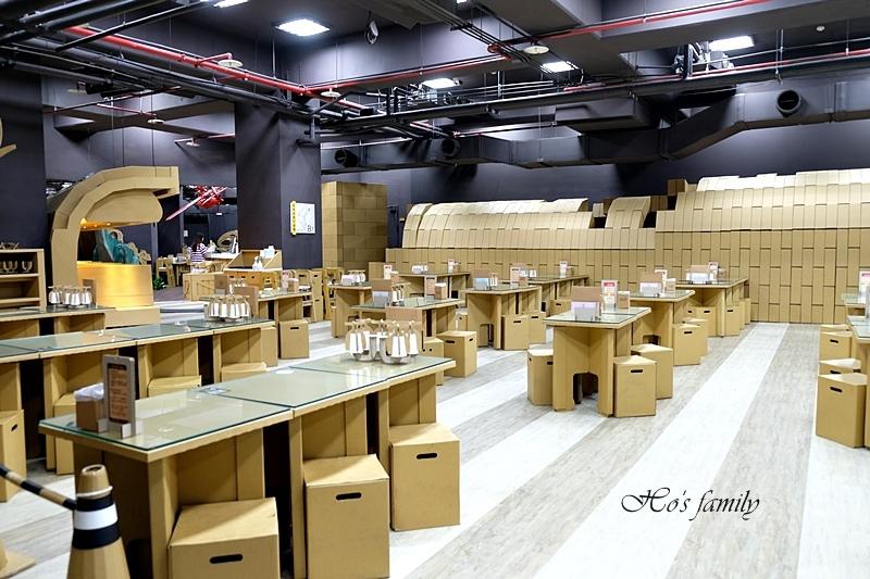【台中親子餐廳】紙箱王博館店7.JPG