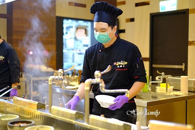 【宜蘭川湯春天旗艦館】自助餐廳晚餐15.JPG