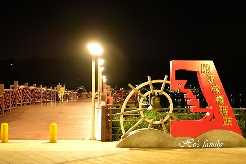 【台北玩水景點】關渡碼頭廣場2.JPG