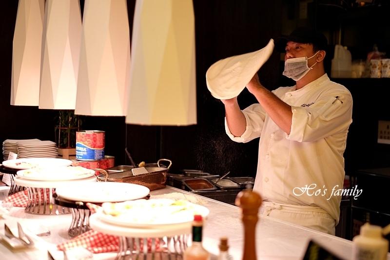【台北吃到飽飯店】寒舍艾美酒店探索廚房自助餐10.JPG