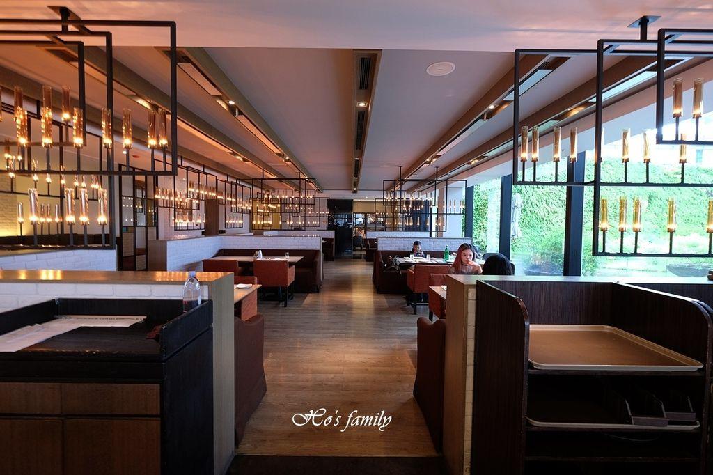 【信義區美食】寒舍艾麗酒店LA FARFALLA義式餐廳4.JPG