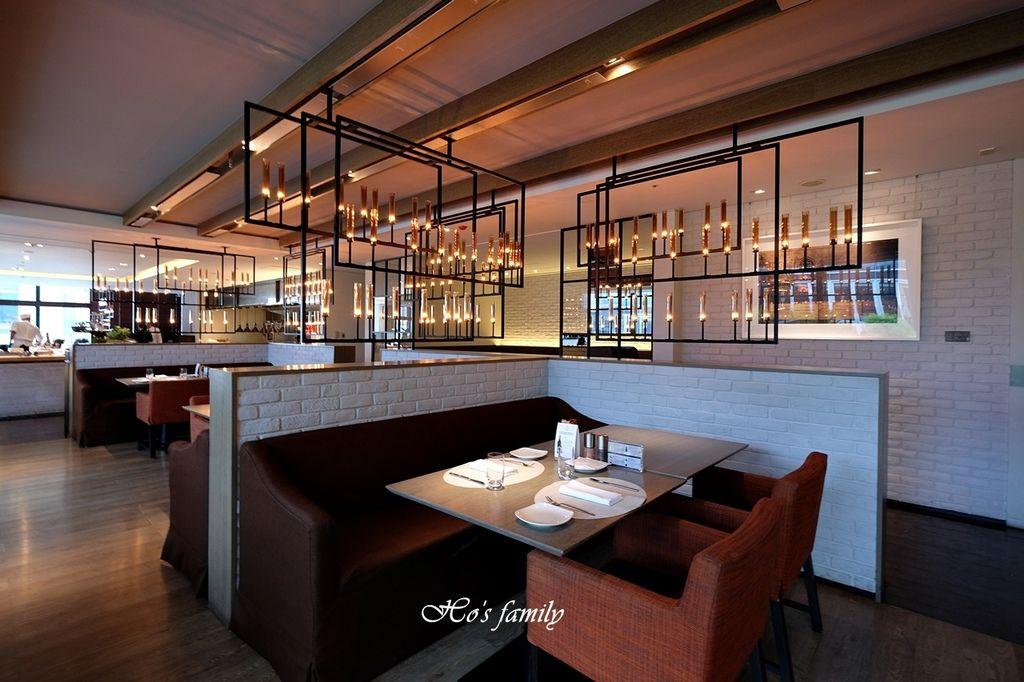 【信義區美食】寒舍艾麗酒店LA FARFALLA義式餐廳5.JPG