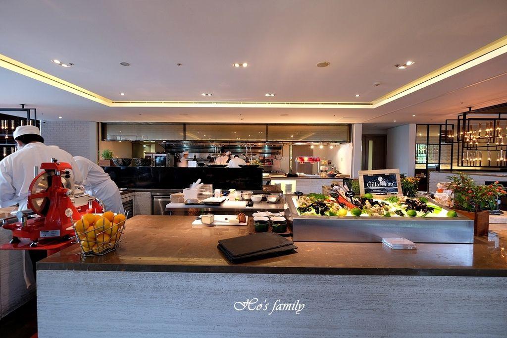 【信義區美食】寒舍艾麗酒店LA FARFALLA義式餐廳6.JPG
