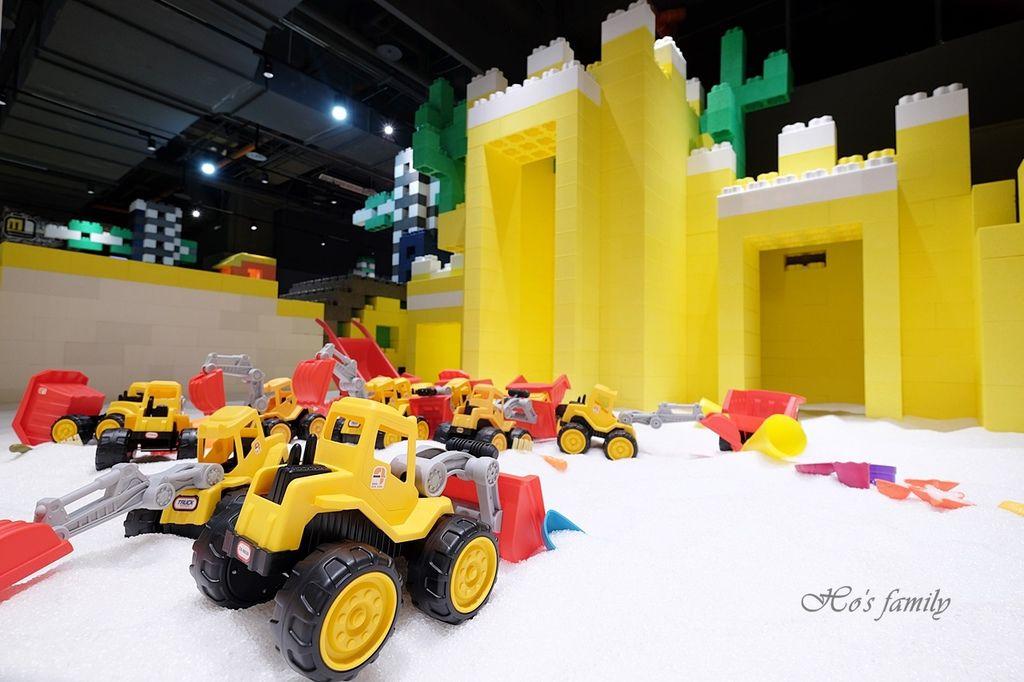 【桃園親子室內景點】KID'S建築樂園A8桃園店建築工程體驗館9.JPG