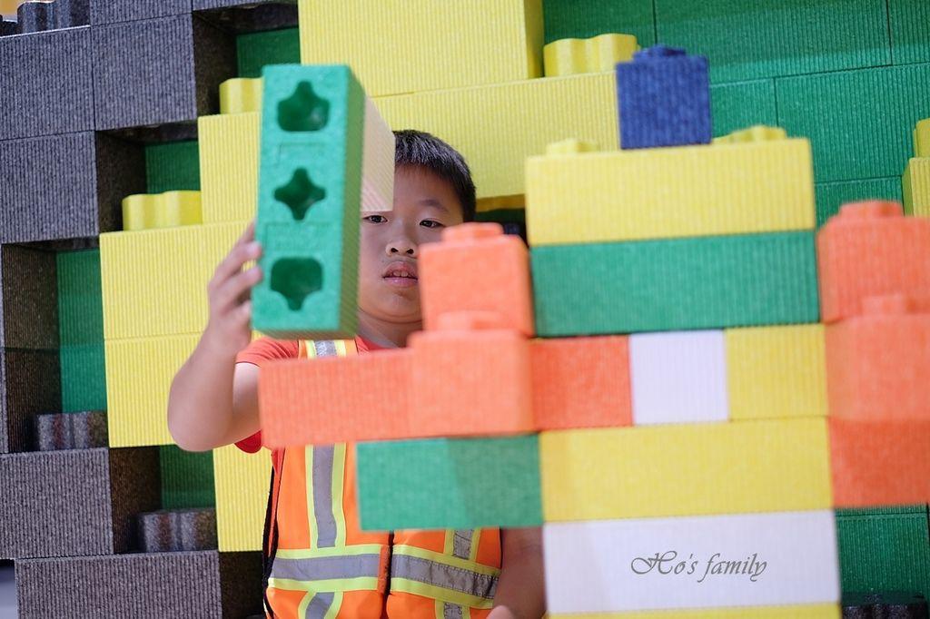 【桃園親子室內景點】KID'S建築樂園A8桃園店建築工程體驗館23.JPG