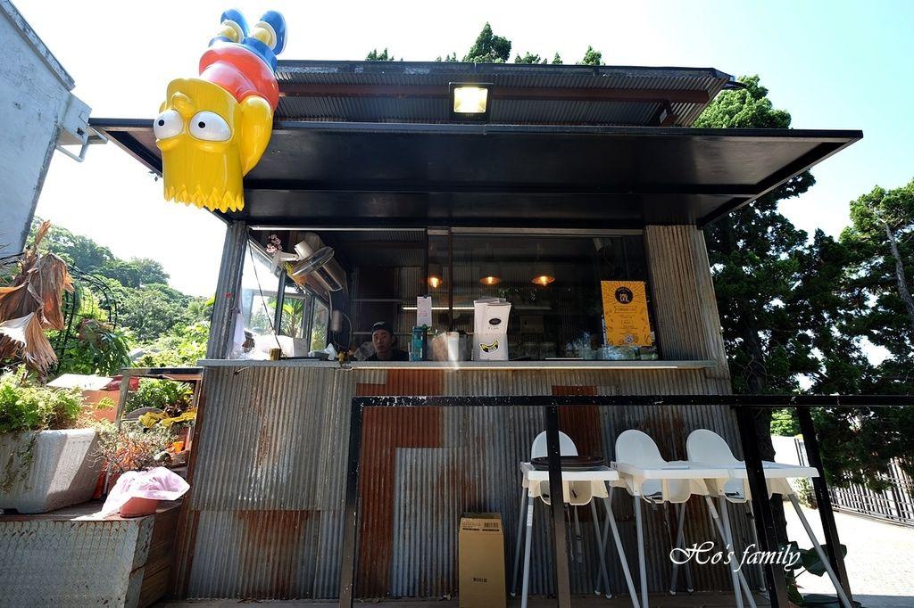 【淡水美食】Binma Area 134~森林系玻璃屋景觀咖啡廳!樹屋、水管屋, ig打卡絕美景點3.JPG