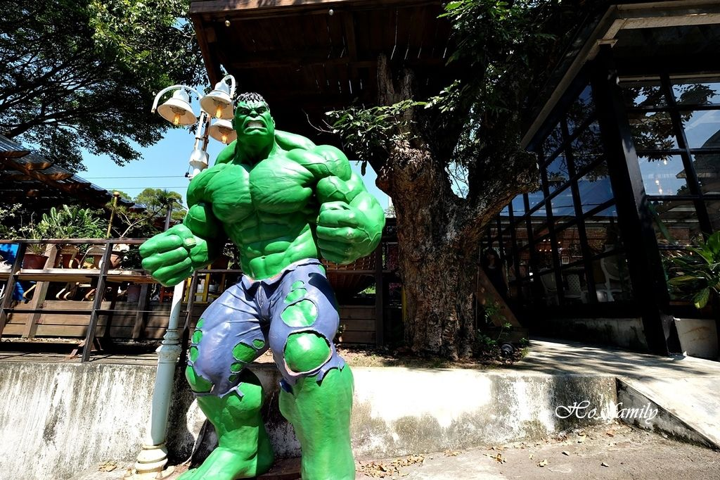【淡水美食】Binma Area 134~森林系玻璃屋景觀咖啡廳!樹屋、水管屋, ig打卡絕美景點2.JPG