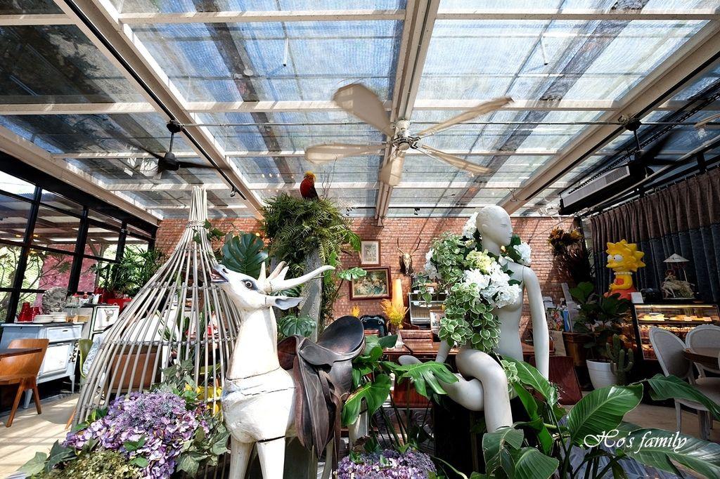 【淡水美食】Binma Area 134~森林系玻璃屋景觀咖啡廳!樹屋、水管屋, ig打卡絕美景點7.JPG