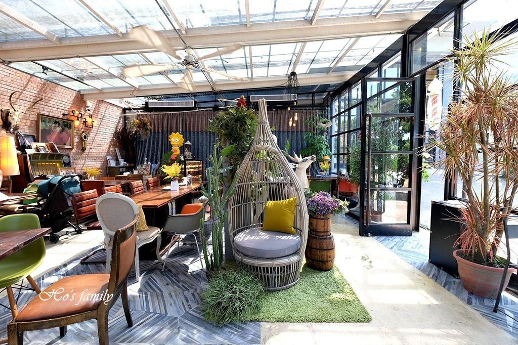 【淡水美食】Binma Area 134~森林系玻璃屋景觀咖啡廳!樹屋、水管屋, ig打卡絕美景點6.JPG