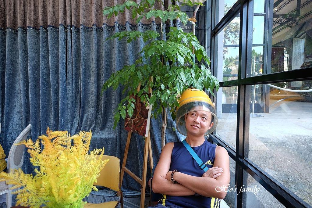 【淡水美食】Binma Area 134~森林系玻璃屋景觀咖啡廳!樹屋、水管屋, ig打卡絕美景點11.JPG