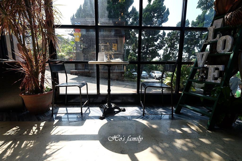 【淡水美食】Binma Area 134~森林系玻璃屋景觀咖啡廳!樹屋、水管屋, ig打卡絕美景點14.JPG