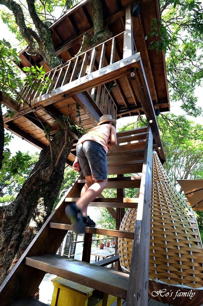 【淡水美食】Binma Area 134~森林系玻璃屋景觀咖啡廳!樹屋、水管屋, ig打卡絕美景點18.JPG