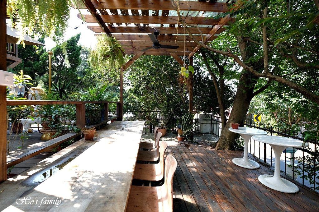 【淡水美食】Binma Area 134~森林系玻璃屋景觀咖啡廳!樹屋、水管屋, ig打卡絕美景點22.JPG