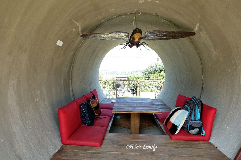 【淡水美食】Binma Area 134~森林系玻璃屋景觀咖啡廳!樹屋、水管屋, ig打卡絕美景點26.JPG
