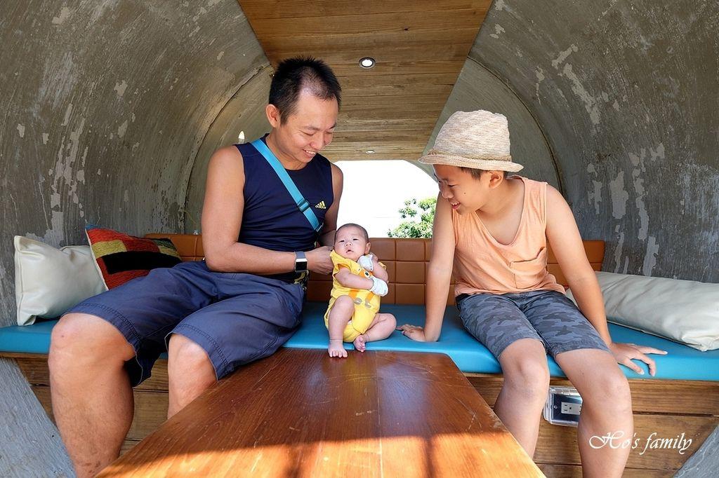 【淡水美食】Binma Area 134~森林系玻璃屋景觀咖啡廳!樹屋、水管屋, ig打卡絕美景點27.JPG