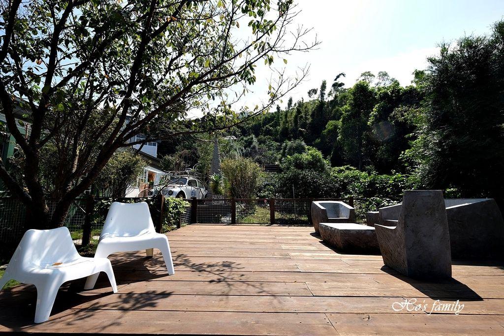 【淡水美食】Binma Area 134~森林系玻璃屋景觀咖啡廳!樹屋、水管屋, ig打卡絕美景點28.JPG