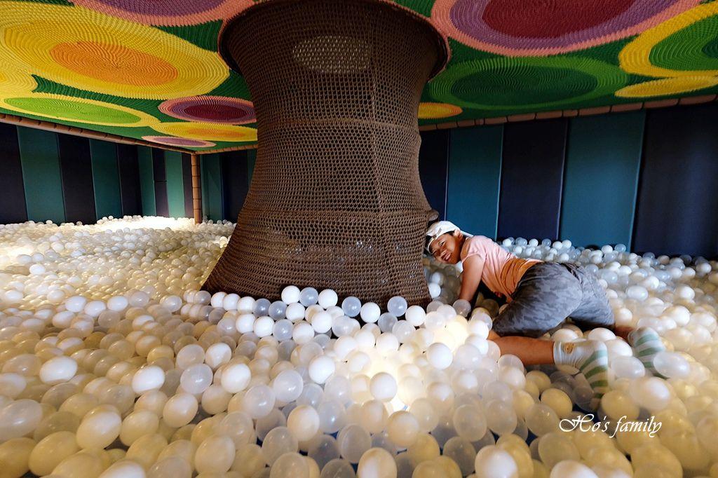 【台南親子景點】南科考古館~全新室內兒童探索樂園!球池沙坑、4D海洋劇場、考古遊戲體驗、驚奇文物展,銅板價玩一天11.JPG