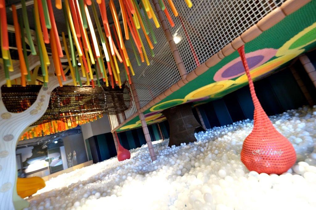 【台南親子景點】南科考古館~全新室內兒童探索樂園!球池沙坑、4D海洋劇場、考古遊戲體驗、驚奇文物展,銅板價玩一天17.JPG