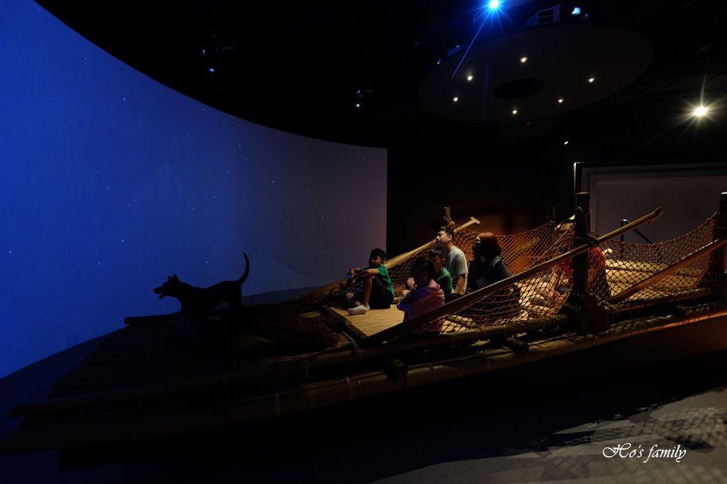 【台南親子景點】南科考古館~全新室內兒童探索樂園!球池沙坑、4D海洋劇場、考古遊戲體驗、驚奇文物展,銅板價玩一天34.JPG