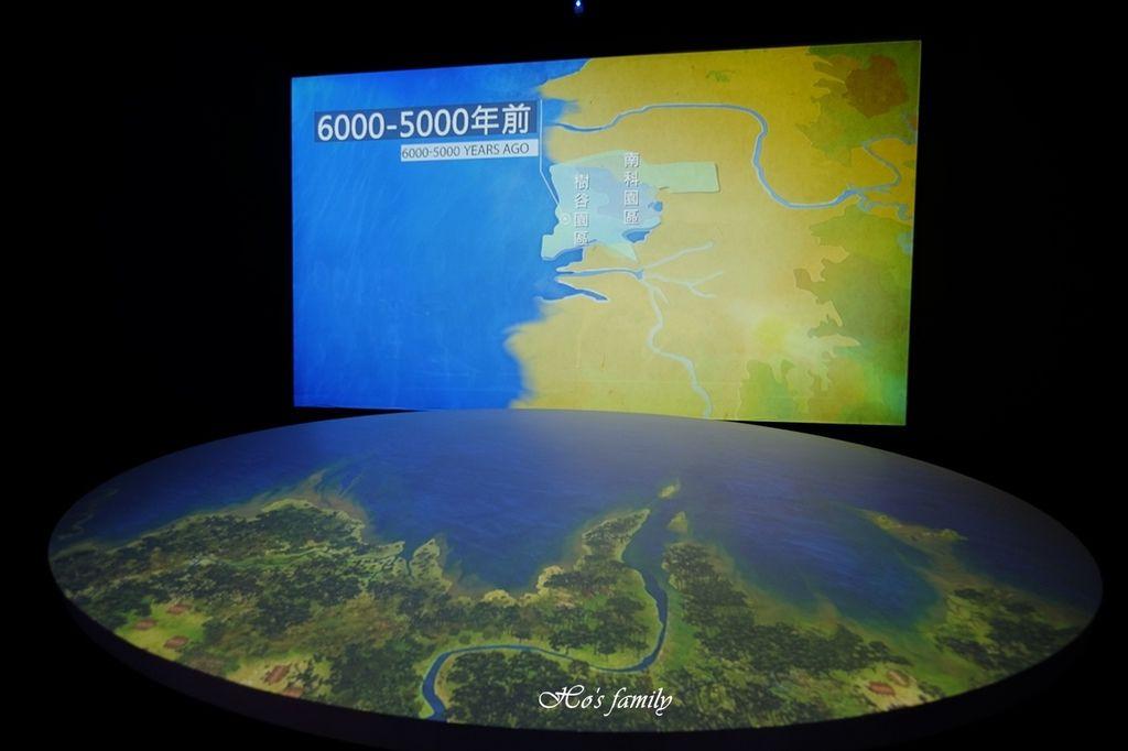 【台南親子景點】南科考古館~全新室內兒童探索樂園!球池沙坑、4D海洋劇場、考古遊戲體驗、驚奇文物展,銅板價玩一天43.JPG