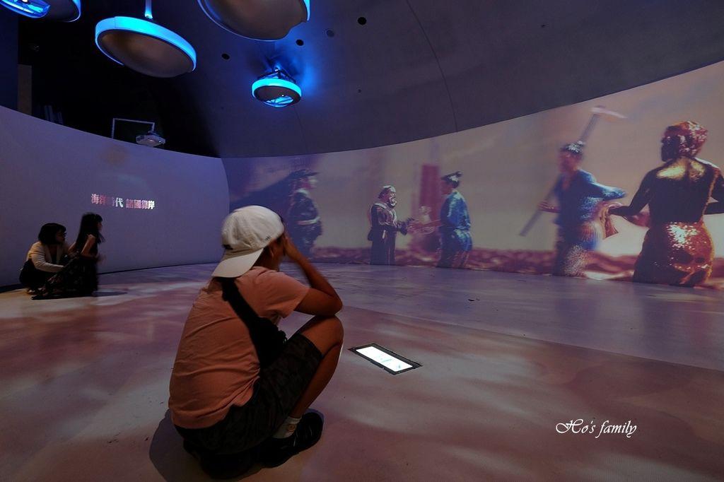 【台南親子景點】南科考古館~全新室內兒童探索樂園!球池沙坑、4D海洋劇場、考古遊戲體驗、驚奇文物展,銅板價玩一天42.JPG