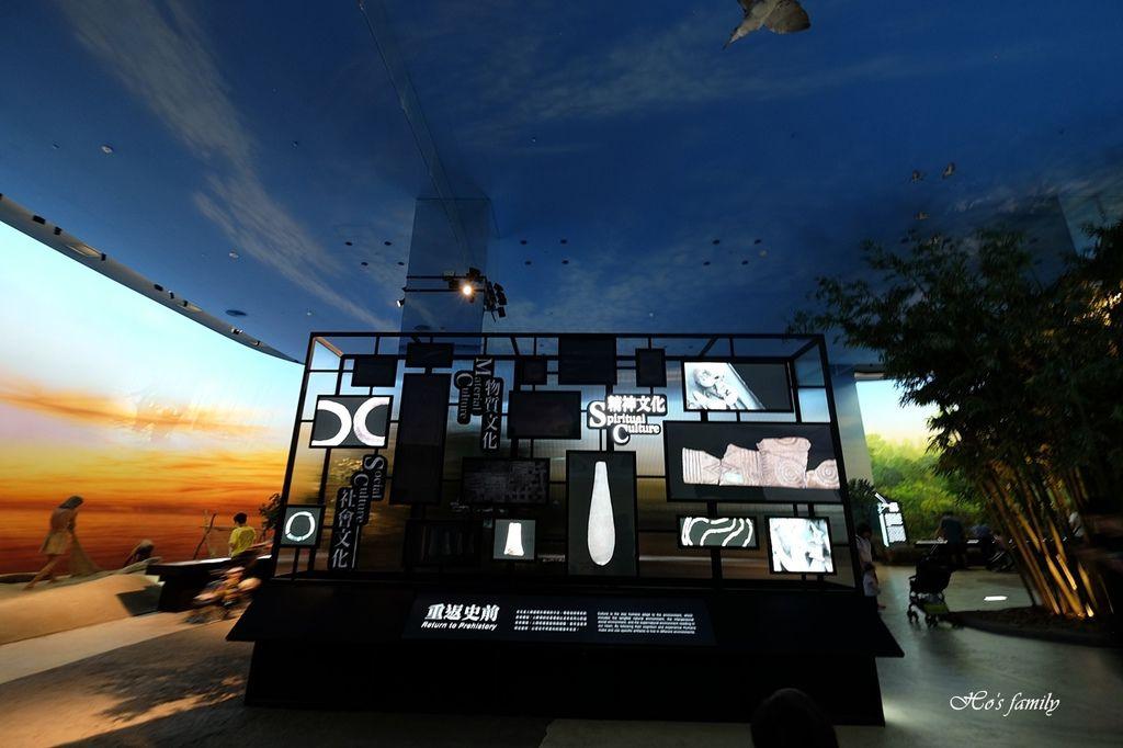 【台南親子景點】南科考古館~全新室內兒童探索樂園!球池沙坑、4D海洋劇場、考古遊戲體驗、驚奇文物展,銅板價玩一天48.JPG