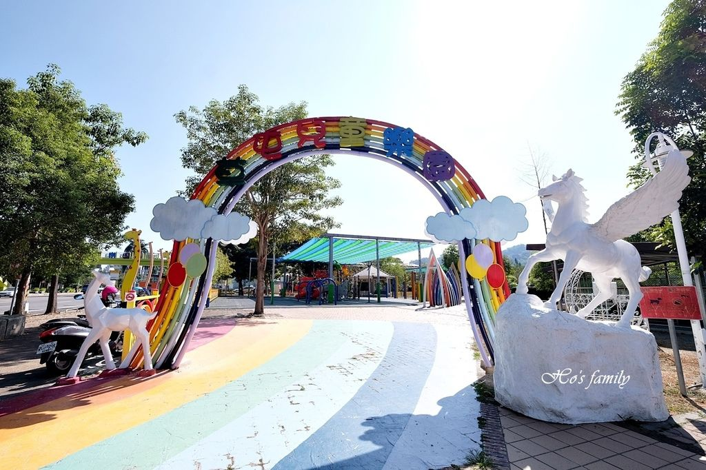 【南投親子景點】草屯兒童樂園1.JPG