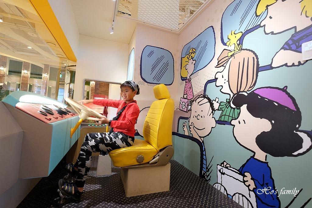【桃園新景點】名人堂花園大飯店&棒球名人堂~全台唯一免費史努比樂園61.JPG