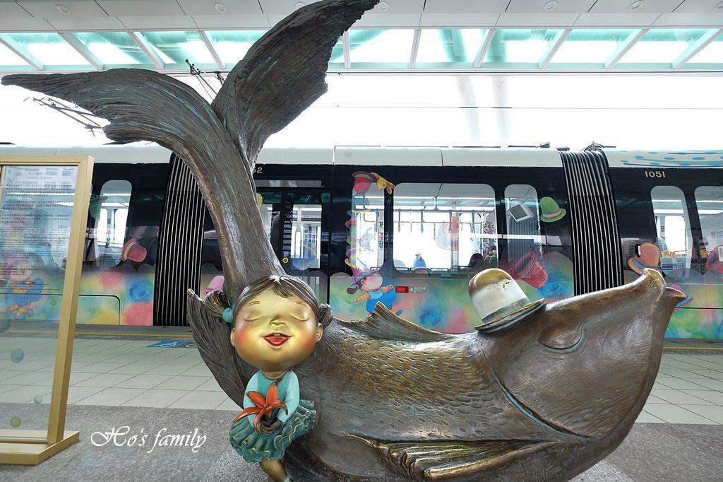 【淡海輕軌】遇見幾米!淡海輕軌怎麼搭、線路圖、一日票、營運時間3.JPG
