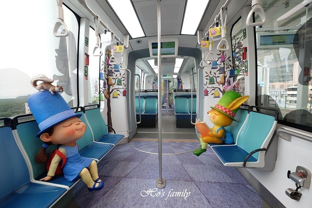 【淡海輕軌】遇見幾米!淡海輕軌怎麼搭、線路圖、一日票、營運時間10.JPG