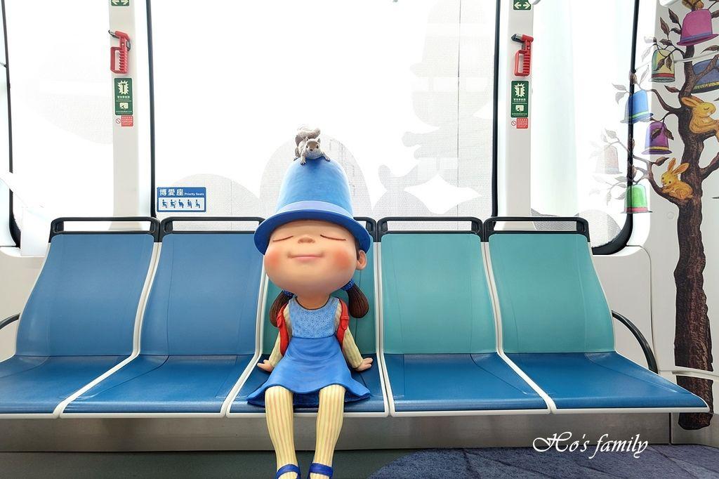 【淡海輕軌】遇見幾米!淡海輕軌怎麼搭、線路圖、一日票、營運時間11.JPG